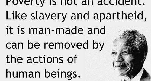 Nelson Mandela Quote On Poverty 25 Best Nelson Mandela Quotes With Images | Quote Ideas  - Quote And Sayings