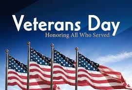 AHRC wishes all American veterans a happy Veterans Day- Nov. 11