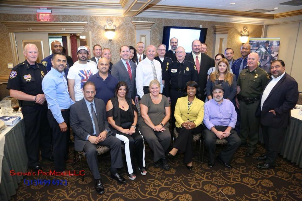 "AHRC hosted an International Cross-Border Gathering ""Meet & Greet"" welcoming the OPP-Canada"