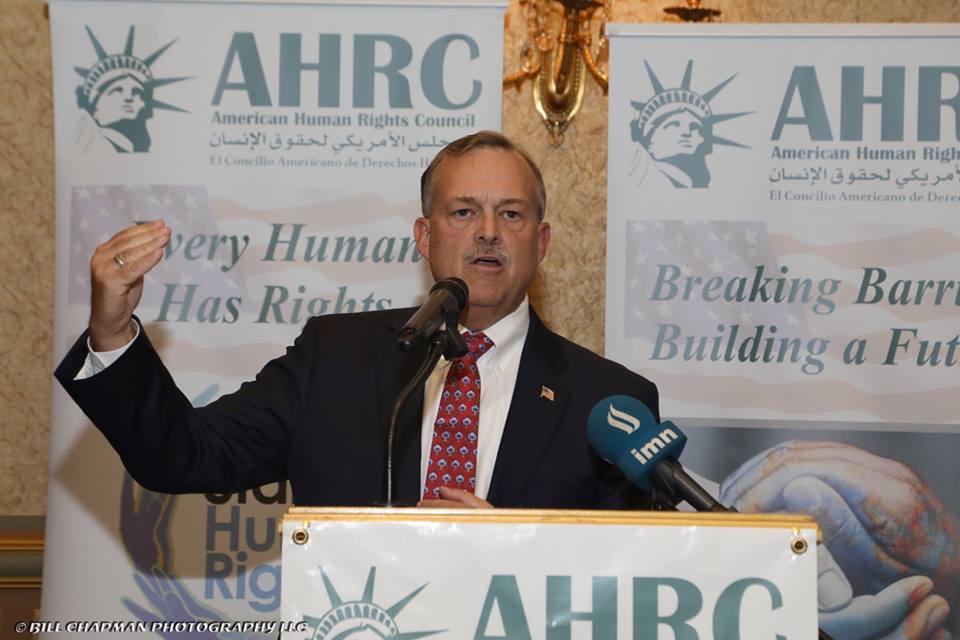 AHRC Community & Forum Reception a Great Success: