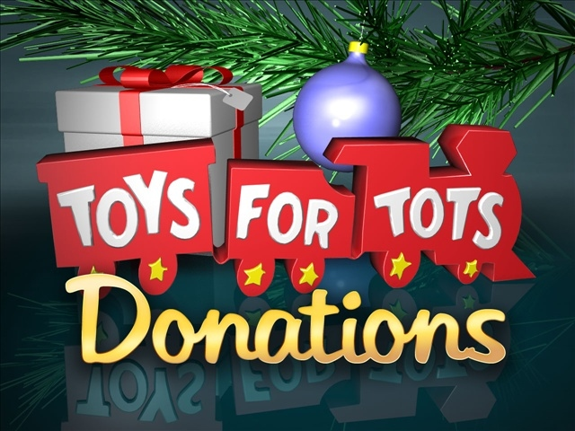 """YOUR HELP IS NEEDED """"Toys for Tots"""" Campaign"""