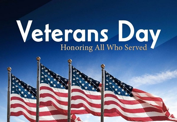 AHRC observes US Veterans Day: