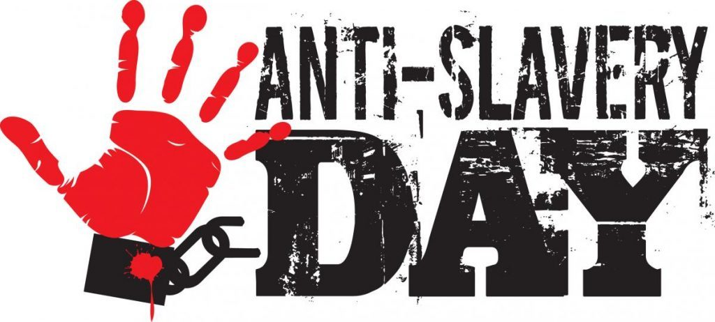 End Modern Slavery today, the International Day for the Abolition of Slavery-Dec 2nd